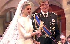 The wedding of King Willem-Alexander of the Netherlands and Queen Maxima