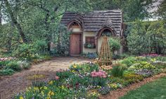 The Magical Cottage | Magical cottages in the woods still do… | Flickr - Photo Sharing!