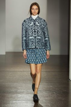 Mother of Pearl Fall 2014 Ready-to-Wear Fashion Show