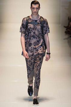 Male Fashion Trends: Gucci Spring/Summer 2014 - Milán Fashion Week #MFW