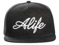 4dd41f528ca Baseball Snapback Cap by ALIFE
