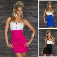 I think you'll like Popoo M,XXL Sexy Dresses 2014 New Europe and America sexy lingerie wholesale sexy club dresses ,Blue ,Rose ,Black XGNY014. Add it to your wishlist!  http://www.wish.com/c/53aa6d60ad587c0c4f833112