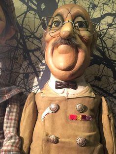 The Puppet Museum in Pilsen.