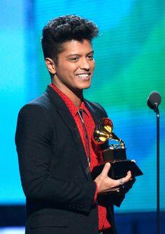 Bruno Mars, Grammy Awards