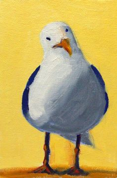 Curious Gull Sea Bird Art Prints by Nancy Merkle art Curious Gull by Nancy Merkle Watercolor Sea, Watercolor Paintings, Watercolor Artists, Watercolor Portraits, Watercolor Landscape, Watercolor Flowers, Abstract Paintings, Art Paintings, Bird Painting Acrylic