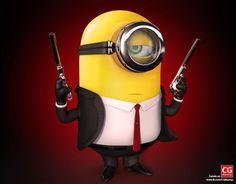 Minions 007