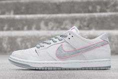 Nike SB pro rider Ishod Wair gets crafty with his favorite model once again  for this super-clean new look for the Dunk Low Pro. Ishod adds another  signature ...