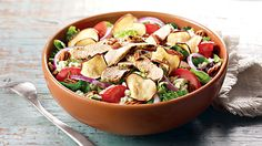 Nutritionists reveal what they would order at Panera Bread   Classic with Chicken Salad