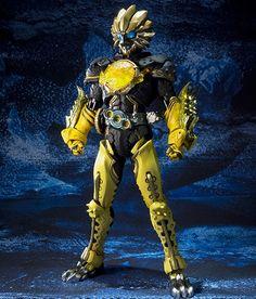 S.I.C. Kamen Rider OOO Latorartar Combo | Gundam Century