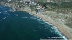 A Terceira Dimensão - Fotografia Aérea: Praia do Porto das Barcas