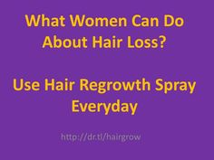 Female-pattern hair loss, called androgenic or androgenetic alopecia, is basically the female version of male pattern baldnes