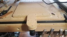 12x12 vacuum table - Projects - Inventables Community Forum