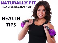 Naturally Fit - It's a Lifestyle, Not a Diet. Tips to Living a Healthy Lifestyle While Avoiding Common Misconceptions! http://naturallyfittraining.blogspot.com/2013/07/eat-thistips-to-living-healthy.html #health #fitness #lifestyle #supplements #diets #training #healthtalk #weightloss #healthtips