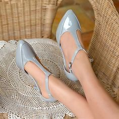 Womens T Strap Low Heel Mary Janes Pumps Court Party Summer Sexy Shoes Plus Size