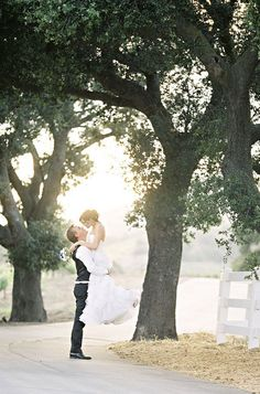 I'm not engaged nor have I caught the bouquet, but when I do I will have my rustic, backyard,...