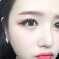 #ulzzang #makeup #korean