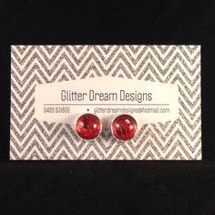 Order Code E13 Cabochon Earrings
