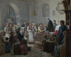 En Brudevielse. jpg (3026×2433)