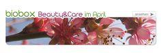BIOBOX Beauty & Care im April