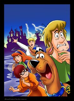 Scooby 4 by C-McCown.deviantart.com on @deviantART