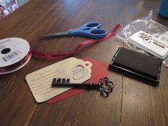 The Picadilly Post: Santa's Magic Key