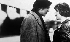 Molly Ringwald and Judd Nelson in The Breakfast Club