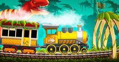 Free Amazon Android App of the day for 5/02/2017 only! Normally $0.01 but for today it is FREE!! Dinosaur Park Train Race Product features AWESOME JURASSIC WORLD TRAINS DESIGNED FOR KIDS & TODDLERS EDUCATIONAL VALUE ENTERTAINING GAME ADVENTUROUS RACING WORLD