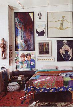 Ray Hughes/ Art Dealer