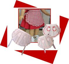Create Kids Couture: Free apron patterns!