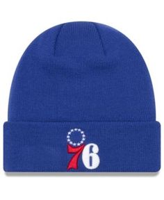 2d66be020d1 NEW ERA PHILADELPHIA 76ERS BREAKAWAY KNIT HAT.  newera   Knit Hat For Men