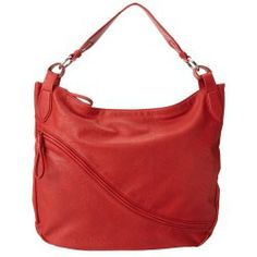 Cheap ECCO - Barth Hobo Bag (Red Alert) - Bags and Luggage price - Zappos is proud to offer the ECCO - Barth Hobo Bag (Red Alert) - Bags and Luggage: The flirtatious curved smile of the zipper gives this soft bag a very low maintenance sex appeal.