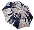 Rainy Day in Paris Umbrella