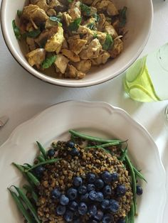Aftensmaden med massere af proteiner