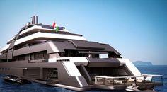 Zuccon SuperYacht Design unveils 90 metre superyacht - New Designs - SuperyachtTimes.com