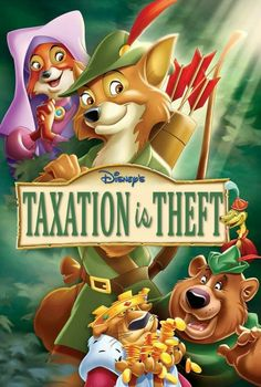 Taxation is Theft!