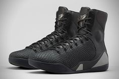 Nike Kobe 9 KRM EXT Black Mamba 1