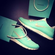 Tiffany Blue Nike Free....give me them.so cheap tiffany blue nikes for 59% off