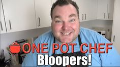 NEW BONUS VIDEO: One Pot Chef Bloopers!! Watch the video here: http://youtu.be/w8og_Ot3h0k
