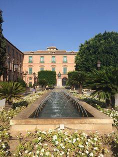 Plaza de la Glorieta, Murcia