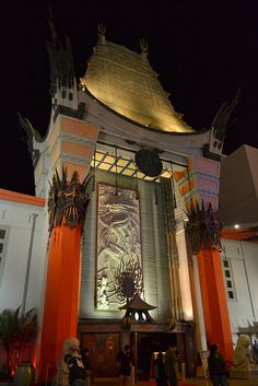 Graumann's Chinese Theater - Hollywood, California by Pedruca 8531 Santa Monica Blvd West Hollywood, CA 90069 - Call or stop by anytime. UPDATE: Now ANYONE can call our Drug and Drama Helpline Free at 310-855-9168.