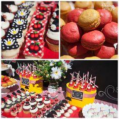 Mary Poppins Dessert Table -- Design Dazzle