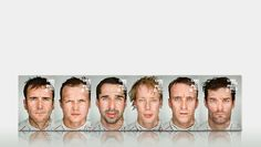 Martin Schoeller is one of the most important portrait photographers of our time. His passion: faces. He took photos of Porsche's LMP1 drivers on the Nürburgring immediately after they arrived in the pit–when their faces spoke volumes.