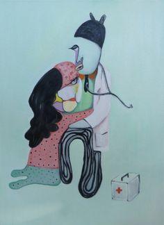 Dr Hugger by Ta Thimkaeo