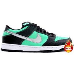 brand new f109f d3015 Mens Nike Dunk Low Pro SB Tiffany Diamond Aqua Cool Grey