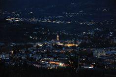 Merano by night