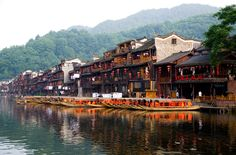 Fenghuang County, Hunan, China