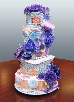 Bolosções: Margaret Braun - Cake Designer