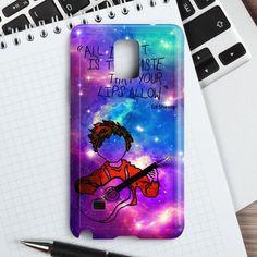 Ed Sheeran Guitar Galaxy Samsung Galaxy Note 5 Case | casefantasy