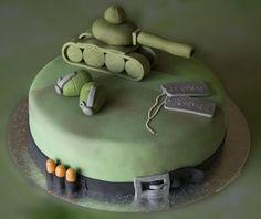 leger-taart