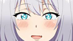 re;zero My Little Monster, Little Monsters, Monster Musume, Hanabi, Popular Anime, Cartoon Icons, Art Memes, Very Beautiful Images, I Love Anime